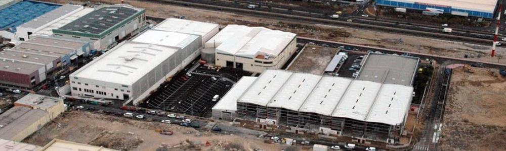 Suelo Industrial en Tenerife - Islas Canarias
