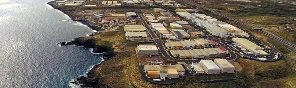 Parcelas Industriales en Tenerife - Islas Canarias