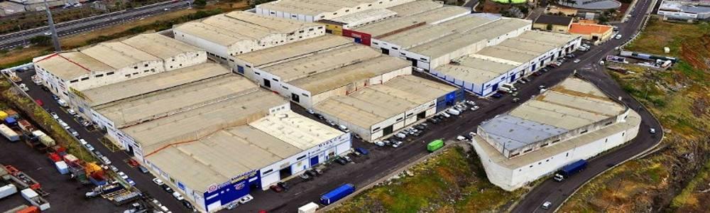 Naves industriales en Tenerife - Islas Canarias